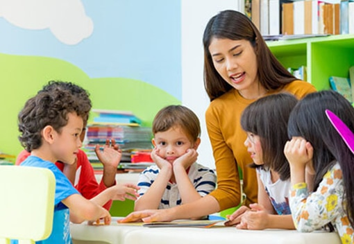 childhood education program