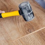 important to repair a damaged floor